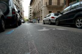 La Policía Local de Palma empieza a multar a los ciclistas que incumplan la ordenanza