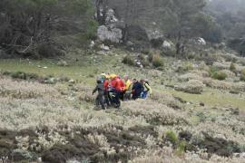 Fallece la senderista que sufrió un infarto en el torrente de Biniaraix