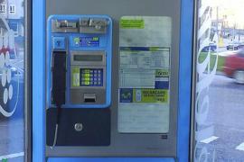 Las cabinas telefónicas recibirán un nuevo 'indulto' de dos años