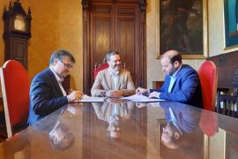 Palma recibe 57 millones del canon de saneamiento de parte del Govern