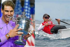 Un año inolvidable para Rafa Nadal y María Perelló