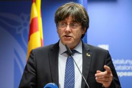 Puigdemont sobre el informe de la Abogacía del Estado: «Van muy tarde»