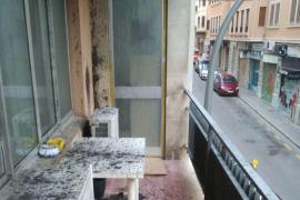 Vox Baleares responsabiliza a Catalina Cladera del ataque a su sede