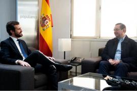 Casado: «España va mal y tiene perspectivas de ir aún peor»