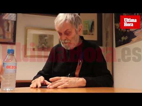 La emoción del padre de Oriol Junqueras al conocer en Palma el informe de la Abogacía del Estado