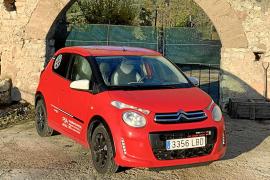 Citroën C1: un utilitario práctico y que permite ahorrar