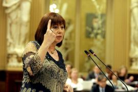 Armengol propone a Bauzá que retire el Plan para encontrar alternativas