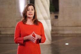 Armengol anuncia más iniciativas «pioneras» para Baleares en su discurso de fin de año