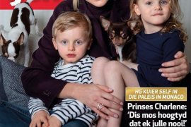 ¿Por qué está triste Charlene de Mónaco?