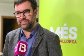 Noguera expresa su oposición «enérgica y contundente» a la ampliación del aeropuerto de Palma