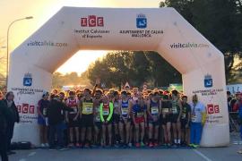 La San Silvestre Calvianera bate su récord de participación