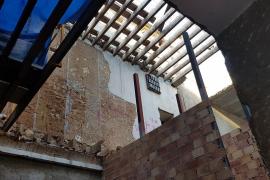 La rehabilitación del teatro Defensora de Sóller queda paralizada sin terminar la primera fase
