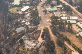 Australia ordena más evacuaciones por los incendios que ya han causado 17 muertos