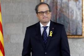 Torra recalca a Aragonès que el Govern no asume el acuerdo entre ERC y PSOE