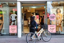 La campaña de rebajas generará en Baleares 2.970 contratos, un 4,6 % menos