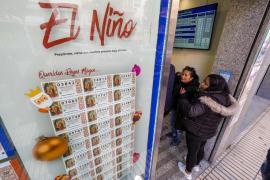 ¿Cuántas veces ha caído la Lotería del Niño en Baleares?