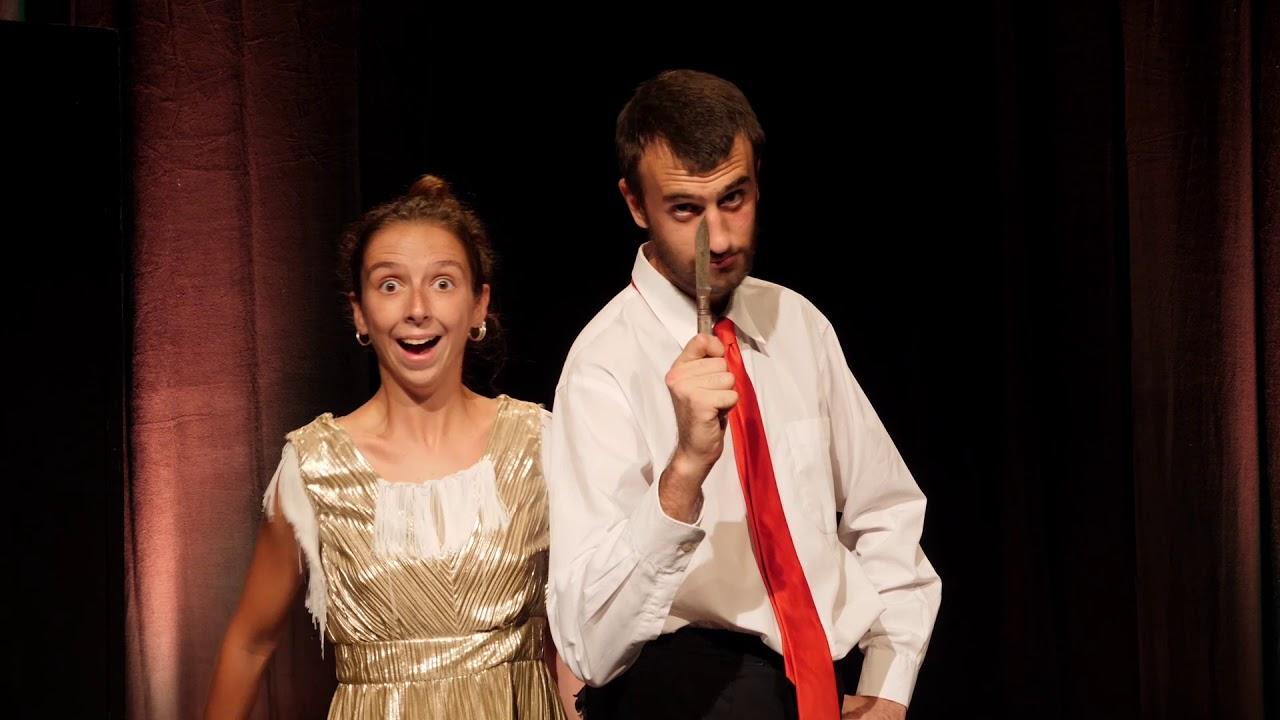 El Gran Cassanyes y Marie acercan su magia y humor al Teatre Sans