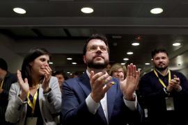 PSOE y ERC acuerdan crear la mesa de negociación en 15 días tras el nuevo Gobierno
