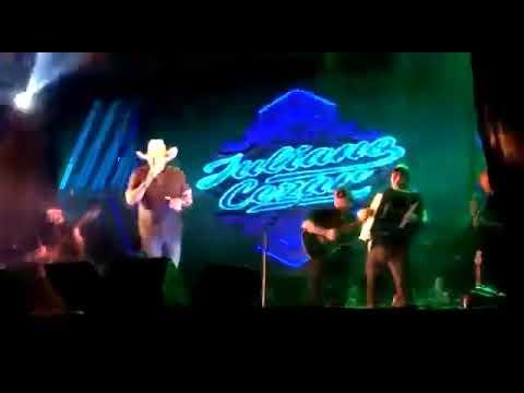 Consternación en el mundo de la música por la muerte de Juliano Cesar mientras daba un concierto