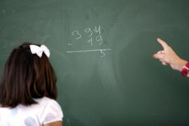 Unos 50.000 escolares podrán elegir el próximo curso la primera lengua de enseñanza