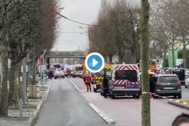 Abatido un hombre tras apuñalar a varias personas al sur de París