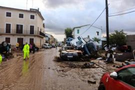 El Gobierno ha transferido el 64 % de las ayudas para reparar infraestructuras dañadas por el temporal de Llevant de 2018