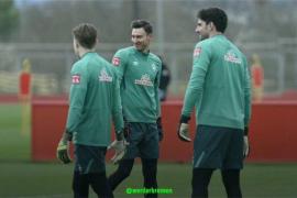 El Werder Bremen y el AC Monza de Berlusconi se preparan en Mallorca