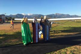 Las Cabalgatas de Reyes en la Part Forana