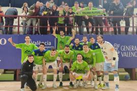 Goleada del Palma Futsal para arrancar el año