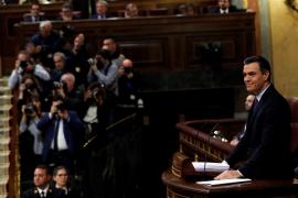 Sánchez: «No se va a romper España ni la Constitución»