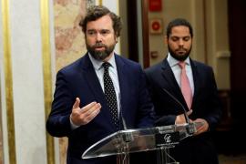 Vox considera que Sánchez ha demostrado ser «un neomarxista, mentiroso y mal actor» en su discurso de investidura