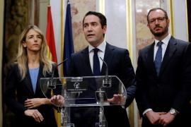 El PP tacha el discurso de Sánchez de «anticonstitucional»