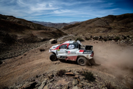 El primer Dakar en Arabia arranca con expectación centrada en Fernando Alonso