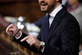 Casado, a Sánchez: «Usted es una mentira andante»