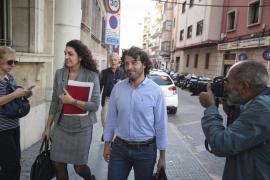 Admitida a trámite una querella del PP contra Jaume Garau
