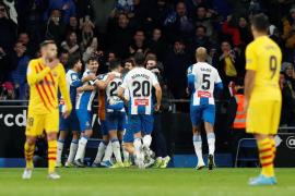 El hambre del Espanyol frena al Barça