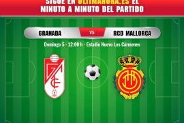 Así hemos vivido el Granada- Real Mallorca