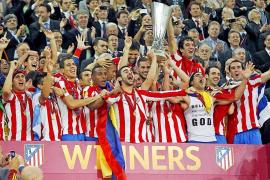 Falcao guía al Atlético hacia la gloria