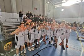Balears brilla en el Nacional Autonómico de baloncesto