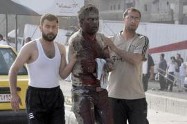 Más de 40 muertos y 170 heridos en explosiones en Damasco