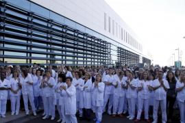 Médicos y enfermeras se manifestarán el 17 de mayo en Palma en contra de los recortes