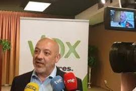 Rodríguez (Vox): Con la investidura de Sánchez «se está asistiendo a la voladura del Estado desde el Estado»