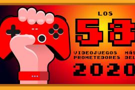 Los juegos más prometedores de 2020