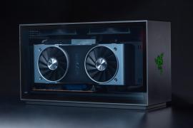 Razer ofrece un vistazo al futuro de los videojuegos en este CES 2020