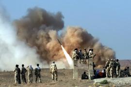 Irán inicia su venganza contra EEUU: ataca dos bases en Irak