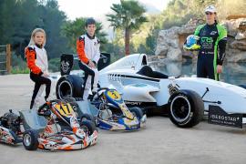 Una familia sobre ruedas