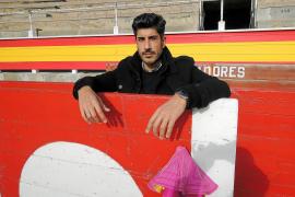Alfonso Gómez, torero: «Elegí esta profesión y no me arrepiento para nada»