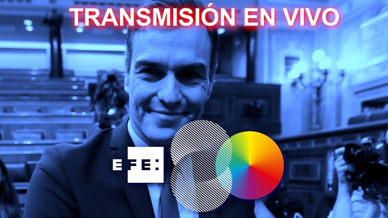 EN DIRECTO | Sánchez promete su cargo como presidente ante el Rey