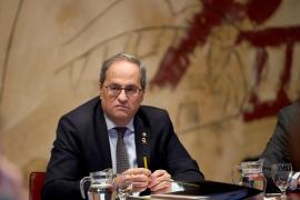 Torra da indicaciones al Govern para ser «diligentes» en liberar a Junqueras si lo decide el TS