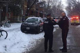 Al menos un muerto y tres heridos por un tiroteo en Canadá